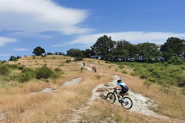 Bagno di Romagna (Fc): escursione in mountain bike