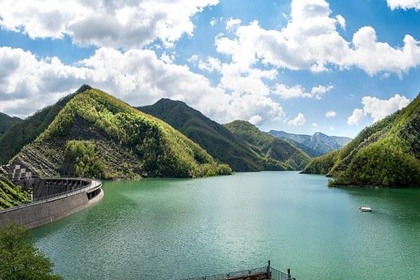 Bagno di Romagna (Fc): la Diga Ridracoli