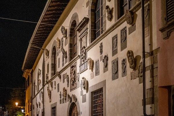 Bagno di Romagna (Fc): Palazzo del Capitano