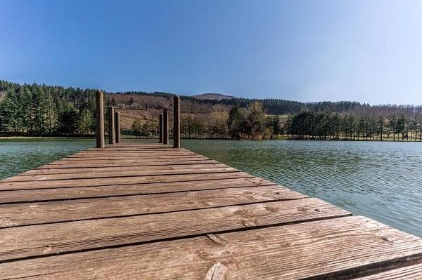 Bagno di Romagna (Fc): Lago di Acquapartita