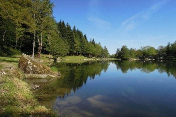 Bagno di Romagna (Fc): Lago Pontini