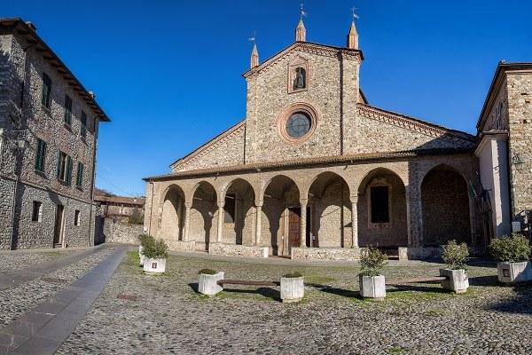 Bobbio (Pc): Abbazia di San Colombano