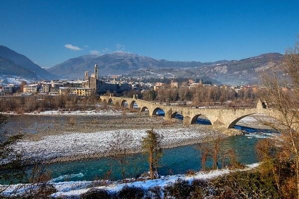 Bobbio (Pc): Bobbio e il Ponte