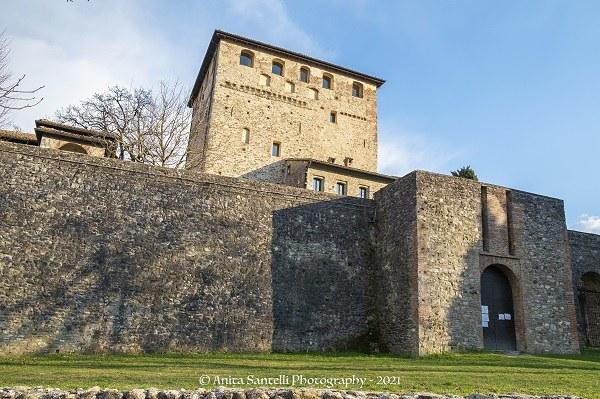 Bobbio(Pc): il Castello