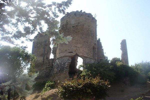 Castel del Rio (Bo): castello Alidosi