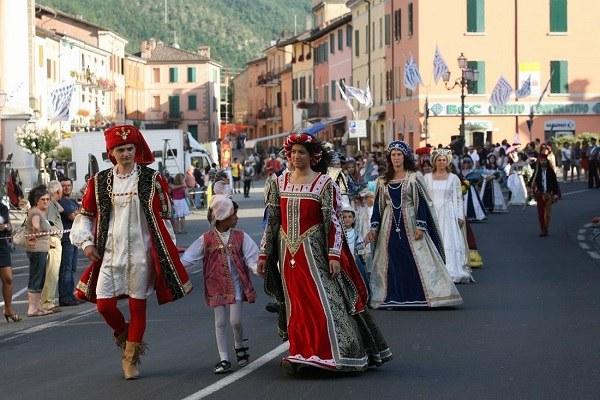 Castel del Rio (Bo): festa rinascimentale a giugno