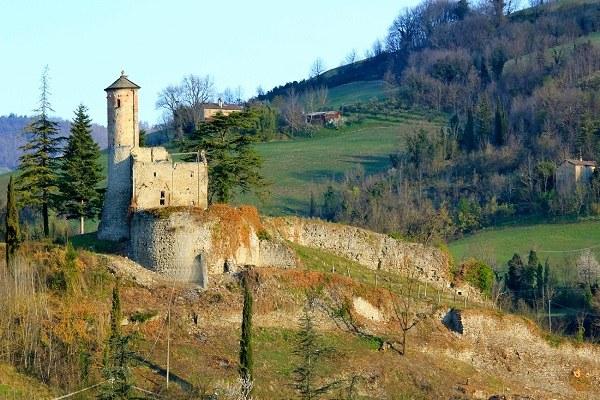 Rocca San Casciano (Fc): Castellaccio