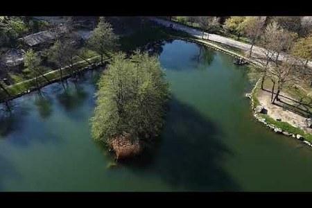 Bagno di Romagna (Fc): Lago Pontini in estate