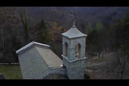 Bagno di Romagna: Valle di Pietrapazza in autunno